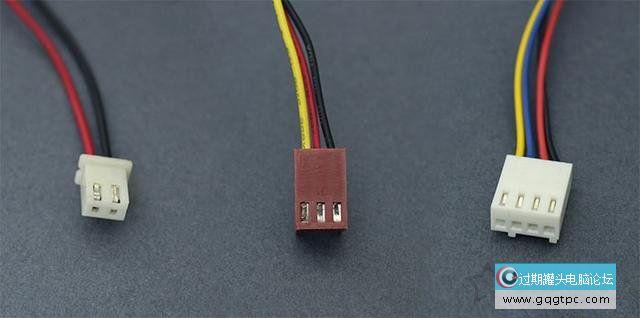 硬件知识科普:2针、3针、4针接口的散热风扇的差别是什么?